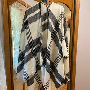 Woman's Nordstrom wrap